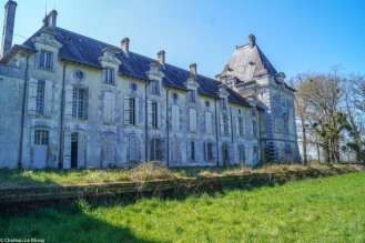 The back of the Chateau 2014