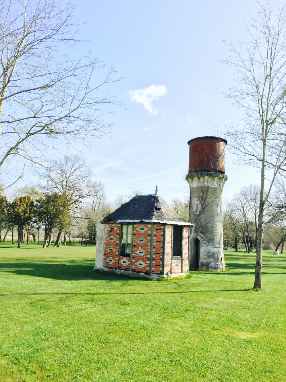 Water Tower & Pump House Now